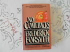 No Comeback - Frederick Forsyth - The Interational Bestseller from the author of