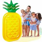 Airlab Giant Inflatable Pineapple Pool Float Raft Summer Beach Swimming Pool Out