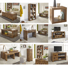 Jakarta Living Room Mango Furniture Coffee Table TV Unit Lamp Table Desk