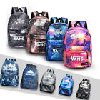 Kyпить Galaxy School Bag Teenage Boy Girl Unisex Backpack Collection Canvas Rucksack на еВаy.соm