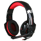 KOTION EACH G9000 Gaming Headset Deep Bass Stereo Computer Game Headphones LED