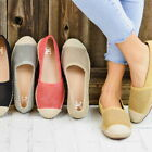 Women's Mesh Loafers Round Toe Ankle Flats Sneakers Casual Slip On Flat Shoes