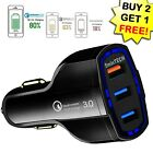 USB Fast Quick CAR Charger Adapter (16W) for Android Samsung LG iPhone