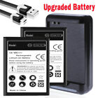 Upgraded 3570mAh Battery + Charger for Samsung Galaxy Express 2 G3815 EB-L1H2LLU