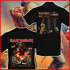 FREESHIP New Iron Maiden Legacy Of The Beast Tour 2019 Black T Shirt S-6XL Tee image