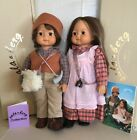 VINTAGE 1983 SEKIGUCHI SALA & BERG DOLL COLLECTION MIB MADE IN JAPAN VERY NICE!