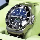 Rolex Sea-Dweller Deepsea 116660 BLSO JAMES CAMERON Black/Blue Ceramic NO RESRVE