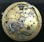 *** Minutes repeater pocket watch for parts or repair ***