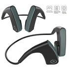 Bluetooth Bone Conduction Headphone Wireless Earpieces For Sports iPhone X XS 8