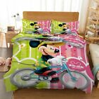 Bicycle Nice Mouse 3D Printing Duvet Quilt Doona Covers Pillow Case Bedding Sets image