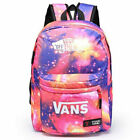 Galaxy School Bag  Boy Girl Unisex Backpack Collection Canvas Rucksack