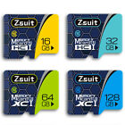 32GB/64GB/128GB Micro SD Card CLASS10 TF SDHC Flash Memory 80M/S Real Capacity