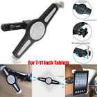 """US 360° Ratate Stand Car Back Seat Headrest Mount Bracket For 7~11"""" Tablets PC"""