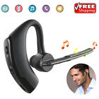 Wireless Bluetooth Headset Music Earphone Handsfree Talking For Sport Driving