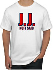 JJ Watt T-Shirt - J.J. NUFF SAID Houston Texans NFL Uniform Jersey #99 Swat $17.99 USD on eBay