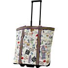 Kyпить Olympia USA Cosmopolitan Rolling Shopper Tote 3 Colors All-Purpose Tote NEW на еВаy.соm