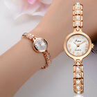 Fashion Watches Women Ladies  Quartz Wristwatch Small Band Diamond Dress Watch image