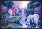 The Magic Pool - Chart Counted Cross Stitch Patterns Needlework embroidery $9.99 USD on eBay