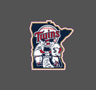 Minnesota Twins Vintage Logo 1961-1986 Sticker Vinyl Vehicle Laptop Decal on Ebay