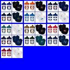 NFL Newborn Baby Infant 2pk Sippy Cups and 2pk Bibs on eBay