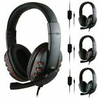 New Stereo Bass Surround Wired Gaming Headset for PS4/Xbox On/PC/Laptop with Mic