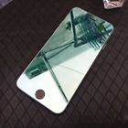Ultra Slim Tempered Glass Mirror Screen Protector For iPhone 12 Pro Max/7/8/XR/X