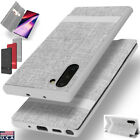 Samsung Galaxy Note 20 Ultra Note 10+ S20 S10+ Slim Wallet Card Case Stand Cover