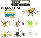 Kyпить Lunkerhunt Phantom Spider 2