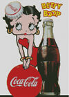 Cross stitch chart, pattern. Betty Boop, Coke, Coca Cola, Bottle, Waitress $12.5 USD on eBay