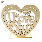 Heart Shape MR MRS LED Battery Powered Candle Lamp Light Kit Wedding Party Decor