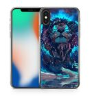 Majestic Celestial Ultra Powerful Divine Space Lion Animal Fine Phone Case Cover