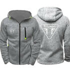 New Arrivals Triumph Motorcycle Hoodie Sweatshirt Jacket Sport Coat AUTUMN Top £22.99 GBP on eBay