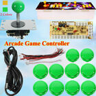 Arcade Game DIY Joystick Kit Set USB Encoder Controller MAME Raspberry Pi