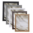 A2 A3 A4 Picture Frame Photo Frame Poster Frame Black Walnut Oak White Panoramic