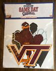 Virginia Tech Hokies Bird Set Of 2 Car Magnets Game Day