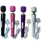 Massager Personal 10 Speed Powerful Vibrating Silent Full Body Massager UK Plug