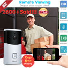 WIFI Wireless HD Camera Video Doorbell Visual Audio Security Bell Night Vision
