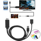 Phone to HDMI TV Adapter Transit Cable For Android Samsung Note 9 8 Phone 6 7 8