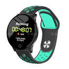 XGODY Sports Smart Bracelet Watch Touch Screen Pedometer for Android iOS Samsung