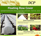 DCP Warm Worth Floating Row Cover&Plant Blanket,Seed Germination 0.55oz