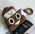 Cute 3D Cartoon AirPods Silicone Case Protective Cover For Apple AirPod 2 & 1