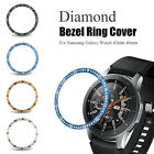 Dial Accessories Bezel Ring Metal Cover Watch Protective Case Diamond Shell image