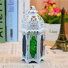 Moroccan Lantern Style Tea Light Lamp Candle Holder Box Hanging Home Decor Gift