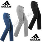 Adidas Golf 2017/18 Ultimate 3-Stripe Men's golf Trousers - Tapered Leg BC6744