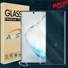 Fingerprint 9H+ Tempered Glass Screen Protector Saver For Samsung Galaxy Note 10