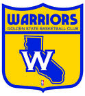 Golden State Warriors Shield  Logo Vinyl Decal / Sticker 2 Inches to 48 Inches!! on eBay