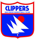Los Angeles Clippers Shield  Logo Vinyl Decal / Sticker 2 Inches to 48 Inches!! on eBay