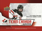 2019 Upper Deck Team Canada Juniors Base cards & Program Of Excellence POE Pick on eBay