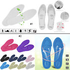 1 Pair Shoe Insoles Men Women Breathable Odor-resistant Orthotic Memory Insole