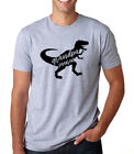 GRANDPASAURUS grandpa gramps papa dad dinosaur cool t-rex bad ass funny T-Shirt